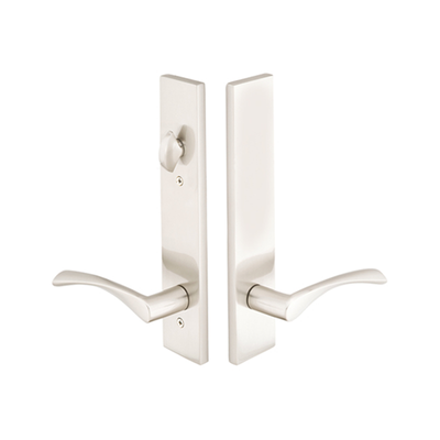 Modern Style Multi Point Lock Trim