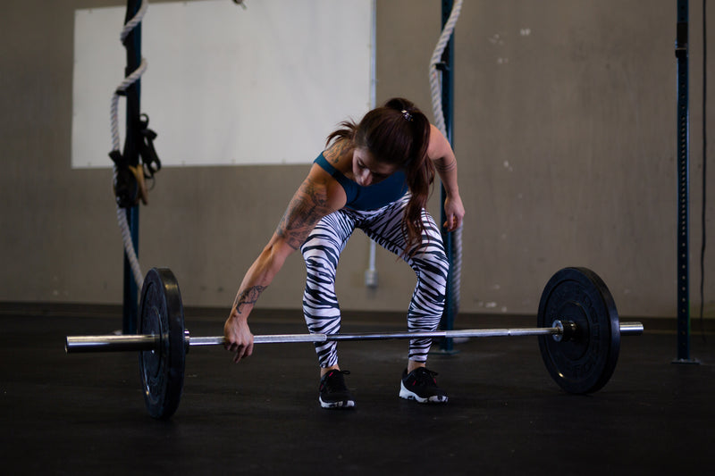 Hattie Kanyo Sweat Society CrossFit