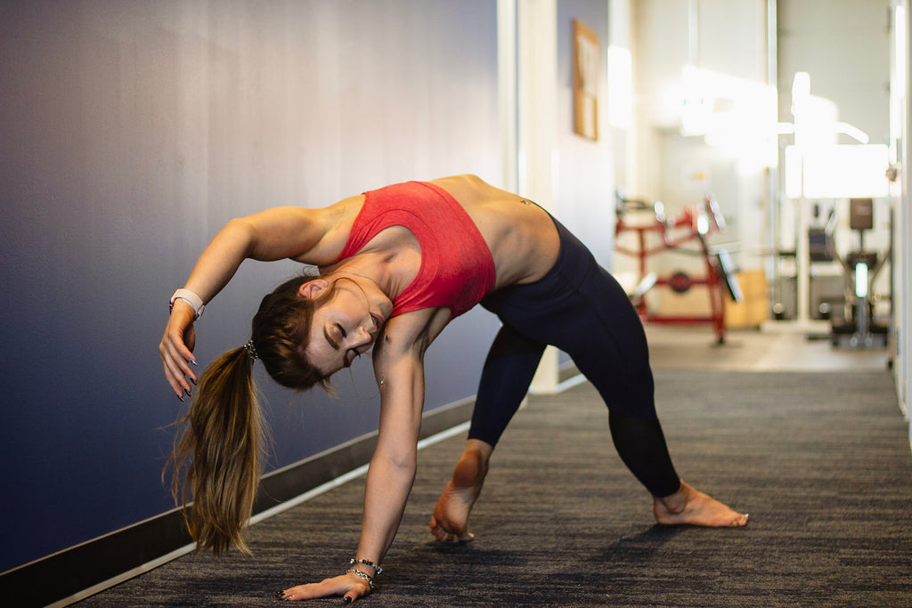 Caitlin Smith - Calgary Yoga instructor | Sweat Society
