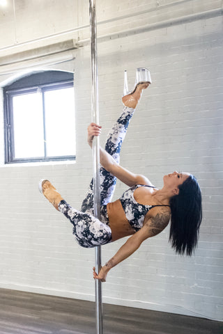 Jenna May - YYC Pole Dancer and Aerial - Sweat Society