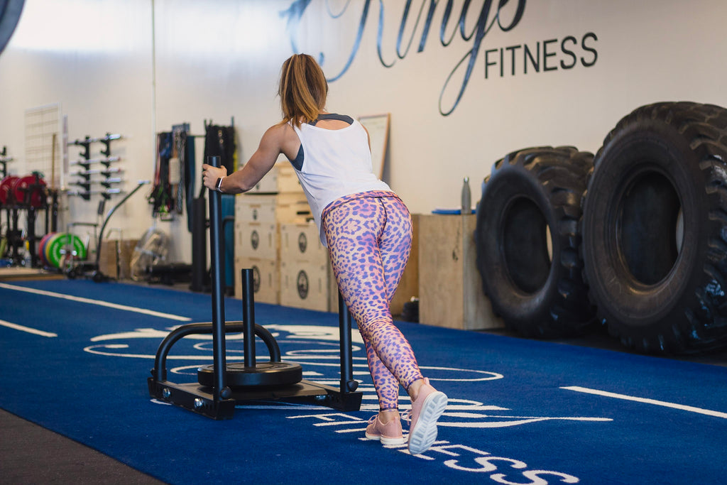 Caitlin Smith - YYC personal training and fitness | Sweat Society