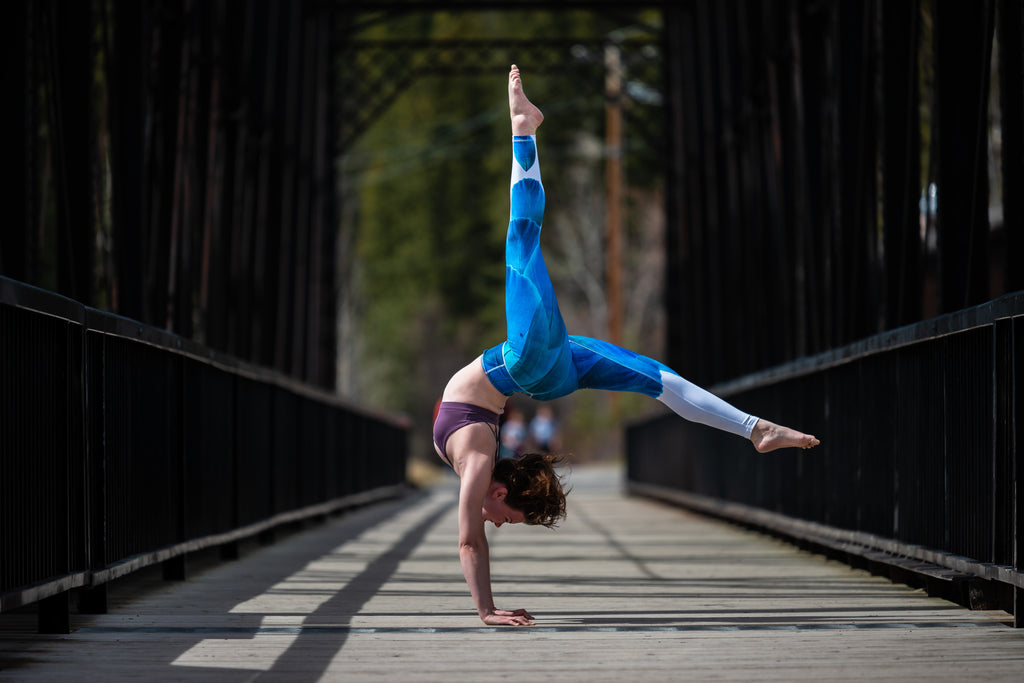 Laura Jane Handstand Yoga Sweat Society Activewear Canada