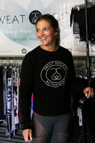 Sweat Society - Ethical Activewear - Stephanie Nichols