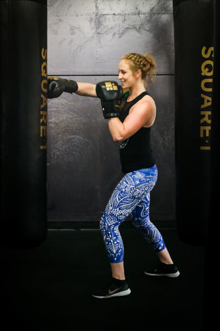 Luce Dunnebells  - Calgary Fitness Instructor - Sweat Society