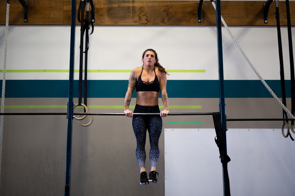 Hatti Kanyo CrossFit Sweat Society