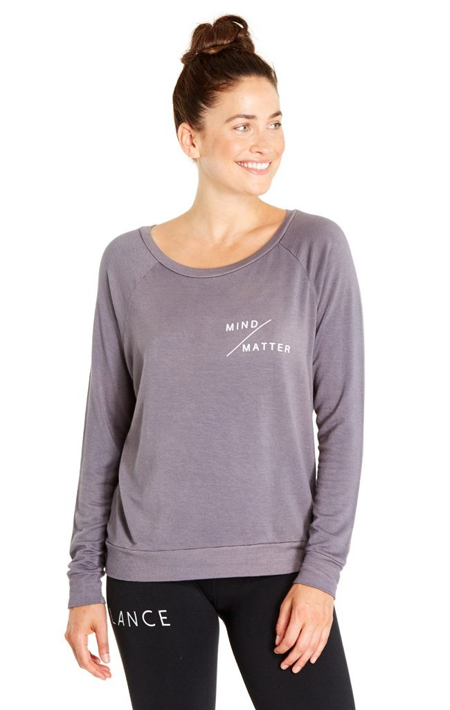 Shop Good hYOUman Sweat Society The Chelsea Mind Over Matter Canada USA