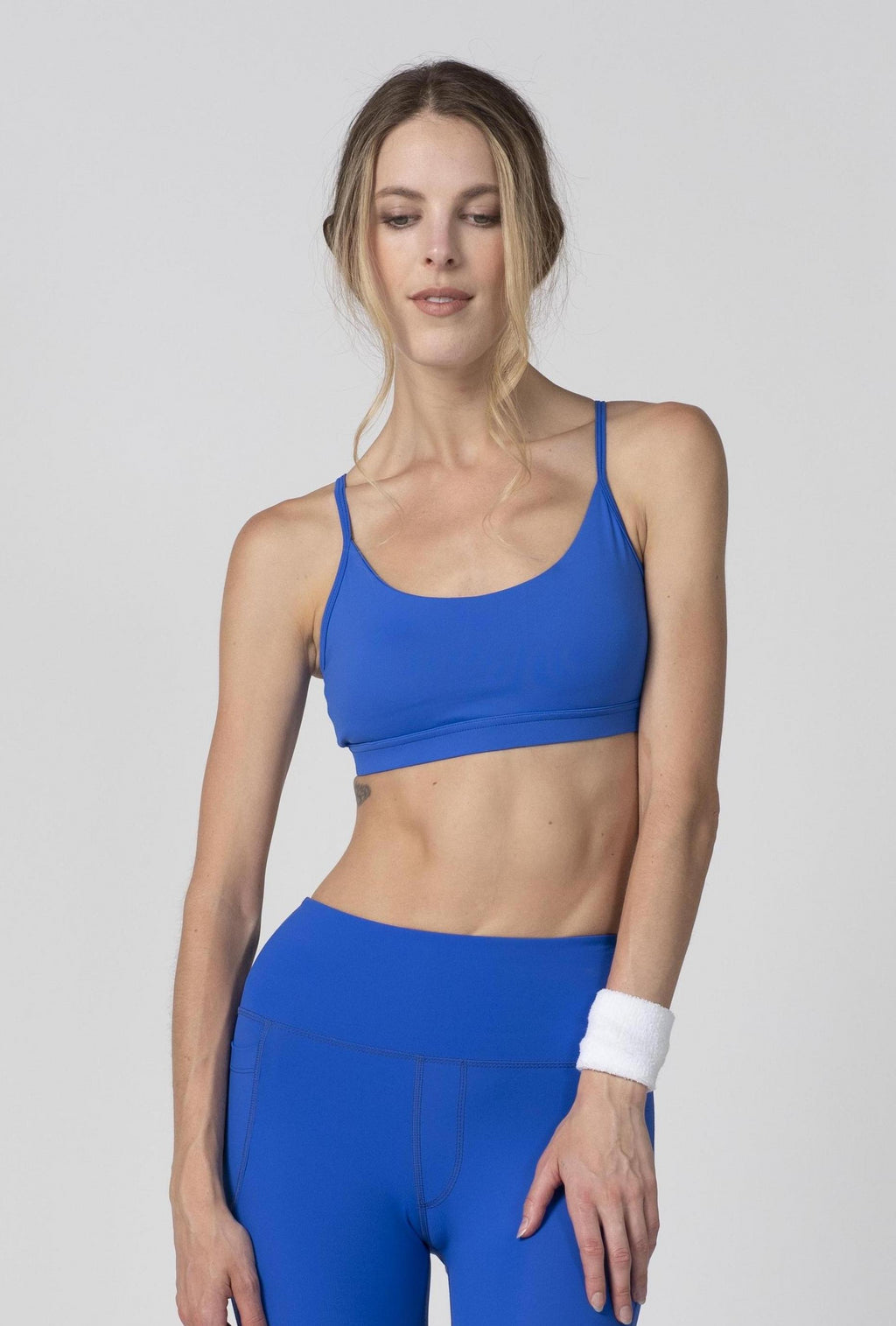 shop tonic activewear sweat society lilac bra USA Canada