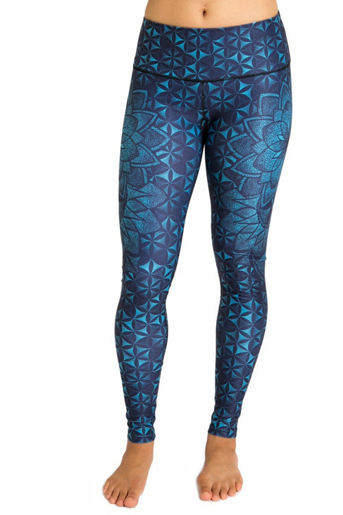 Shop Inner Fire Sweat Society Flower of Life Legging Canada USA