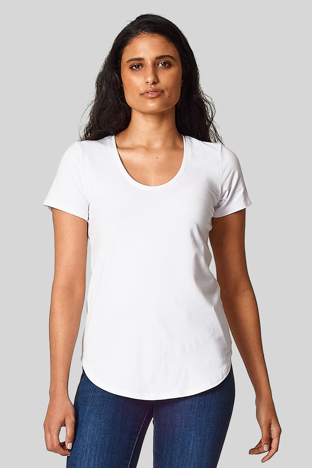 Sweat Society Ethical Activewear Daub Avery Tee Canada USA