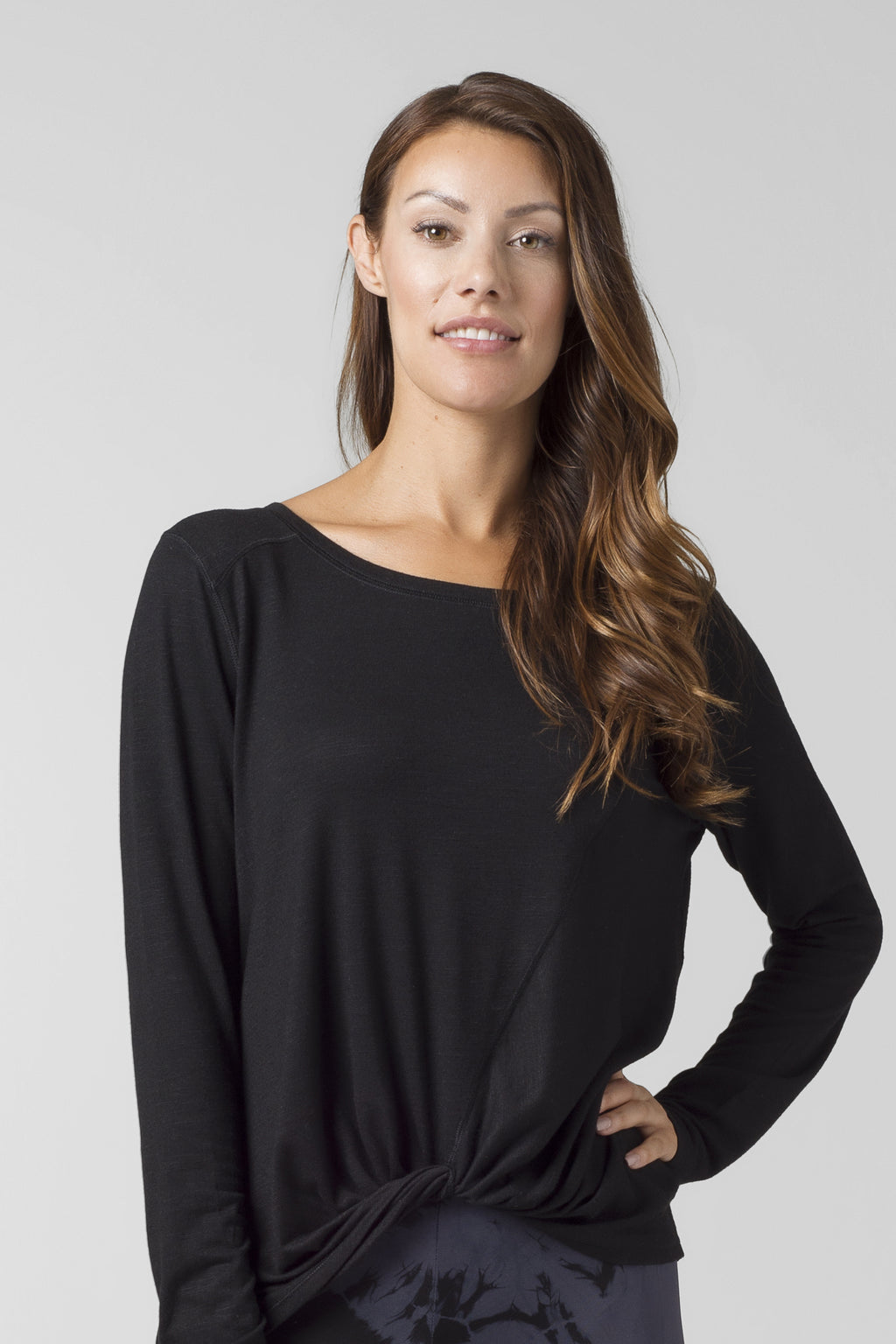 Sweat Society Ethical Activewear Daub and Design Juliet Black Canada USA