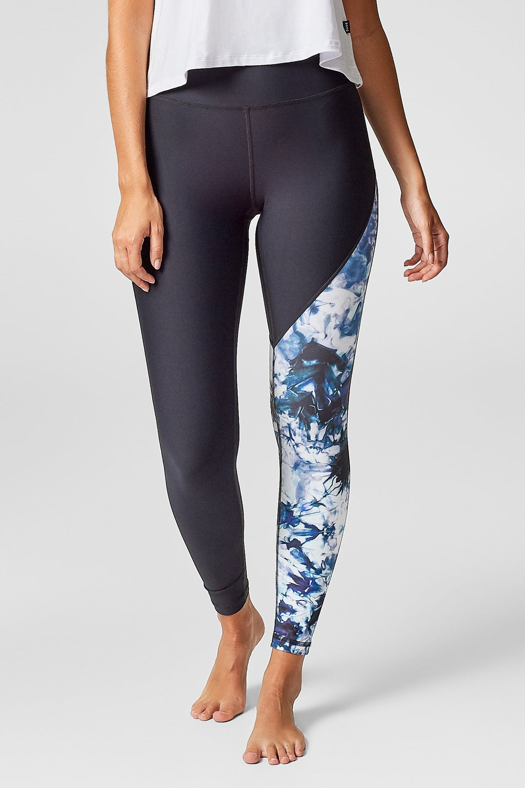 Daub & Design Signature legging Abyss Sweat Society Canada USA