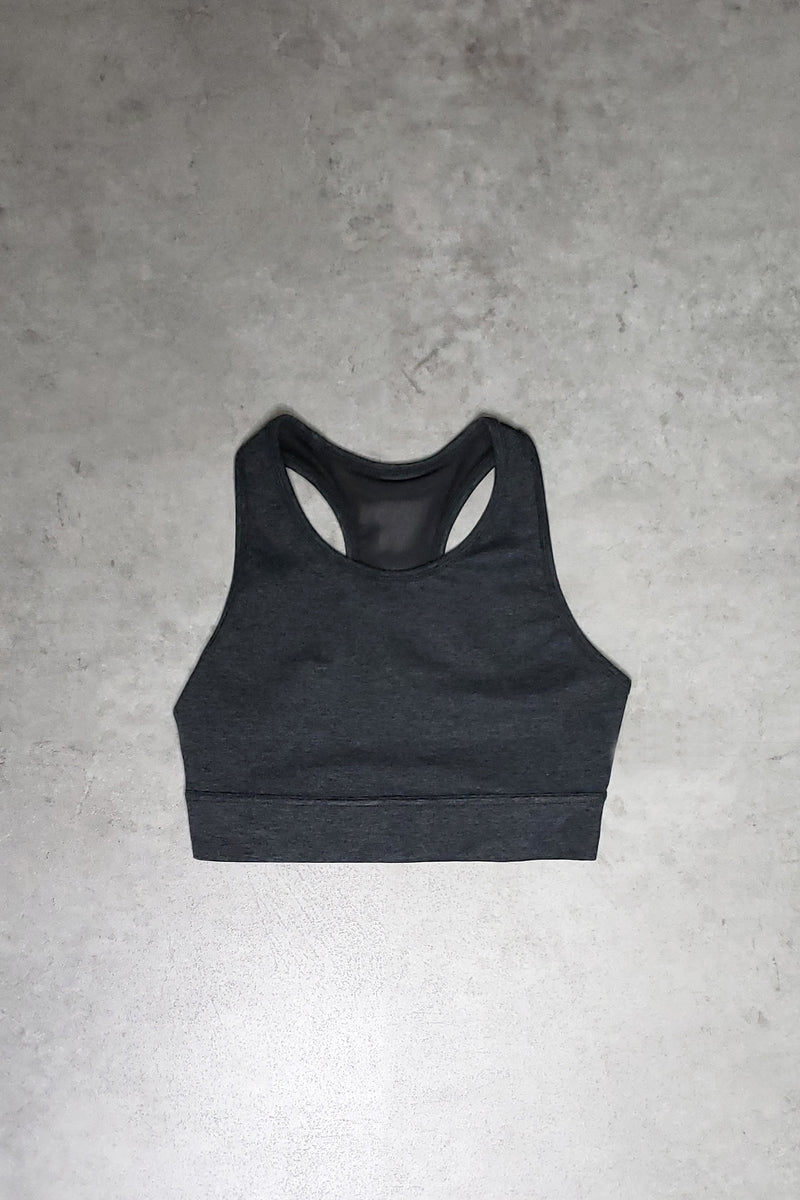 Shop Daub + Design Sweat Society Savannah Crop Charcoal Canada USA