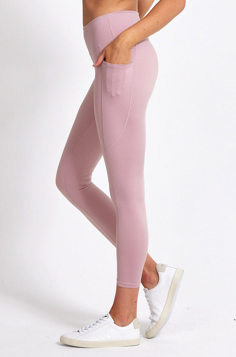 Dazzling Pure Cloud High Rise Legging