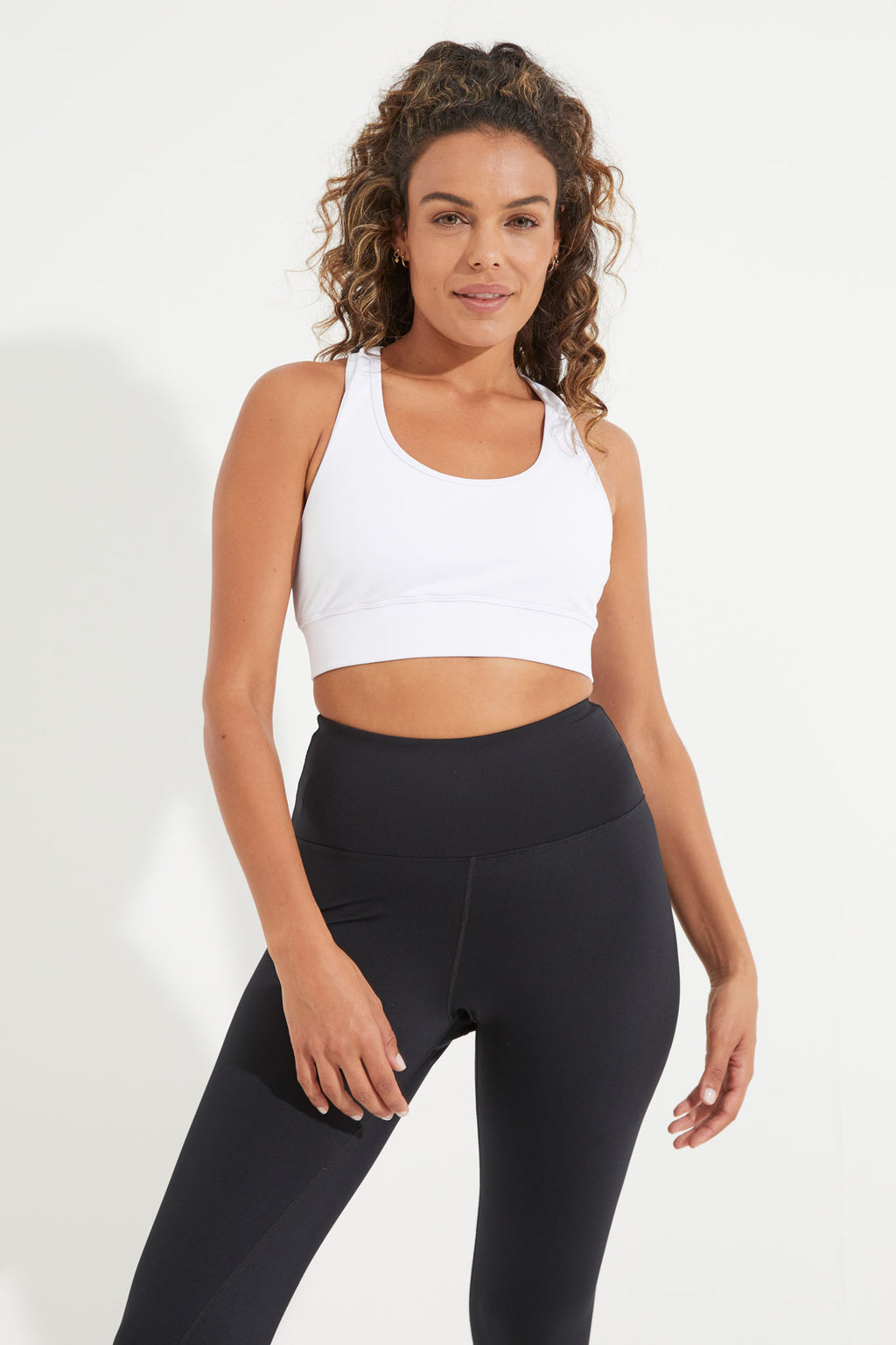 Dharma Bums RacerBack Sports Bra Sweat Society Canada USA