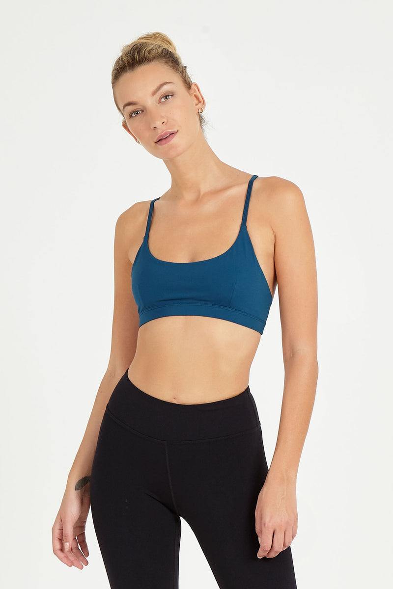 Dharma Bums Prismatic bra Sweat Society Activewear Canada USA