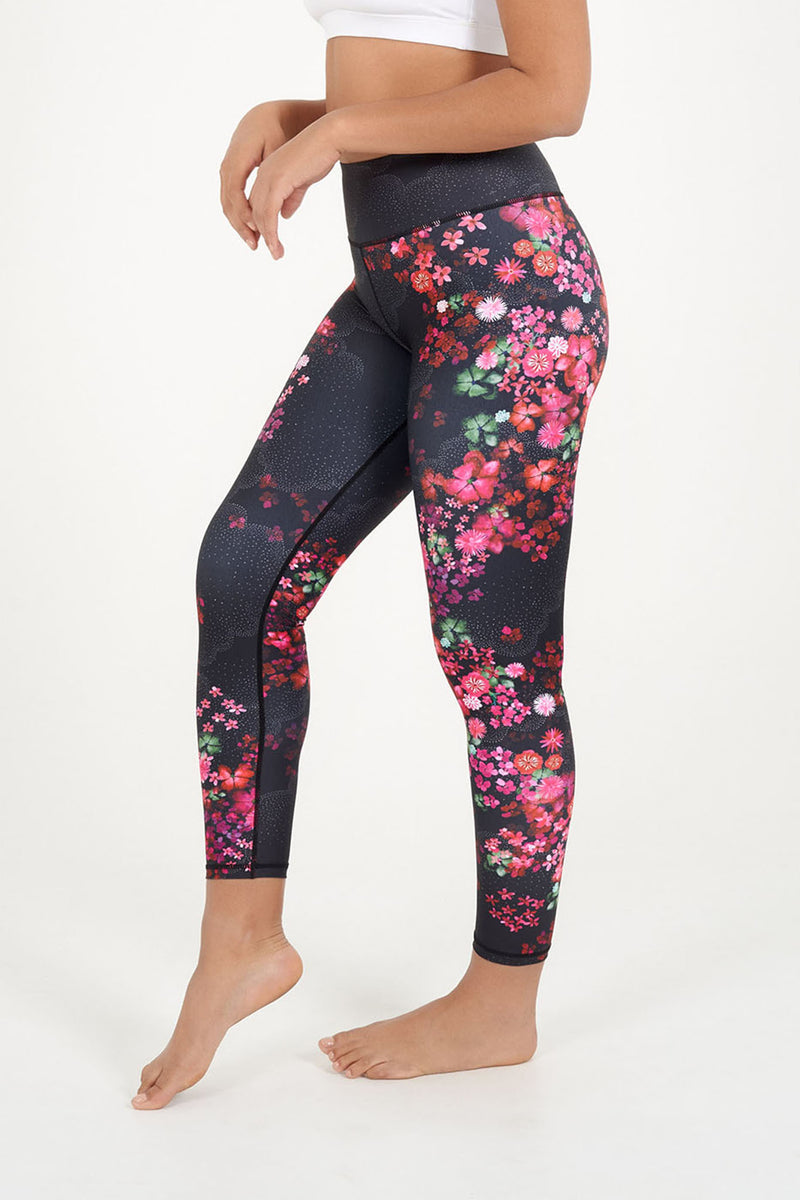 Dharma Bums Spring Fling Sweat Society Ethical Activewear Canada USA