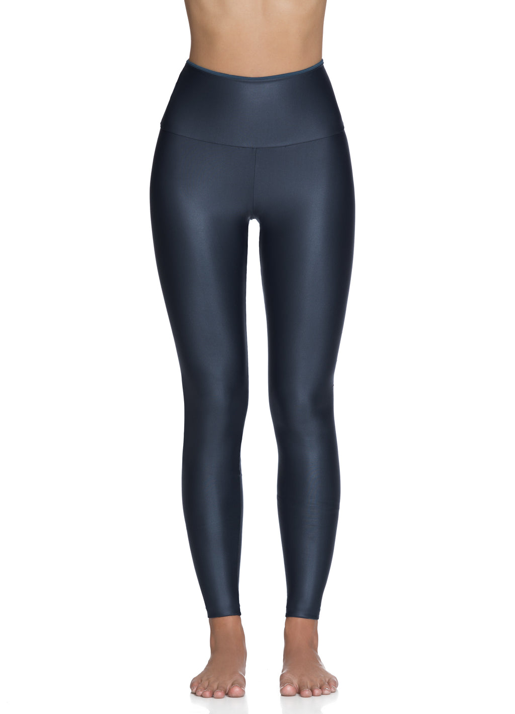 Maaji Active Double Dream Prussian High Rise Legging Sweat Society Canada USA