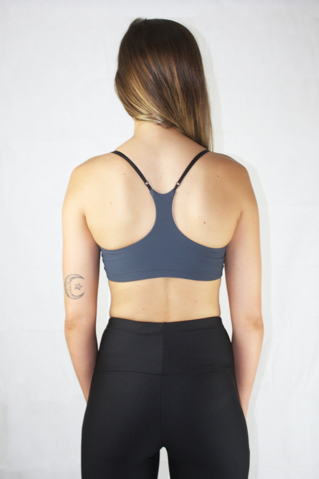 Embrace Adjustable Crop - Grey