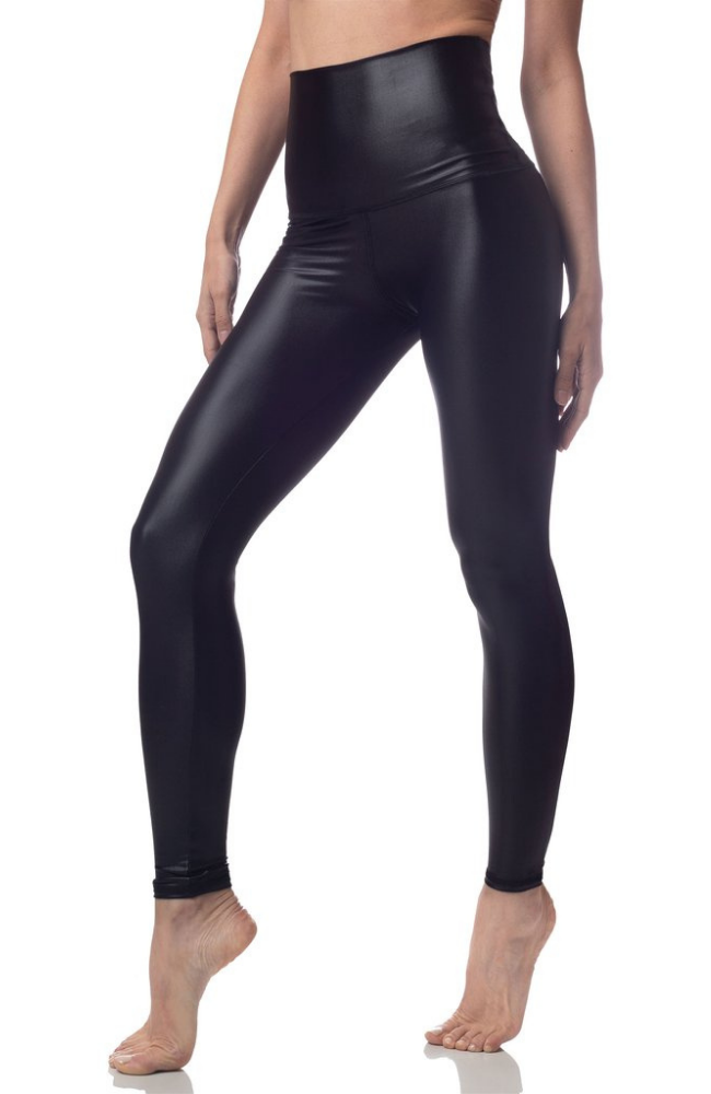 Emily Hsu Black Lacquer Sweat Society Activewear Canada USA