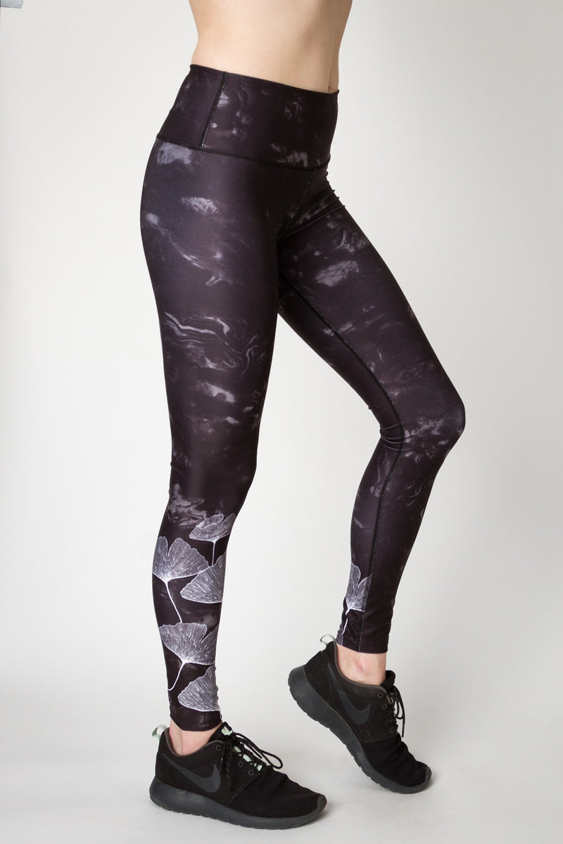Inner Fire Ginkgo Legging Sweat Society Canada US