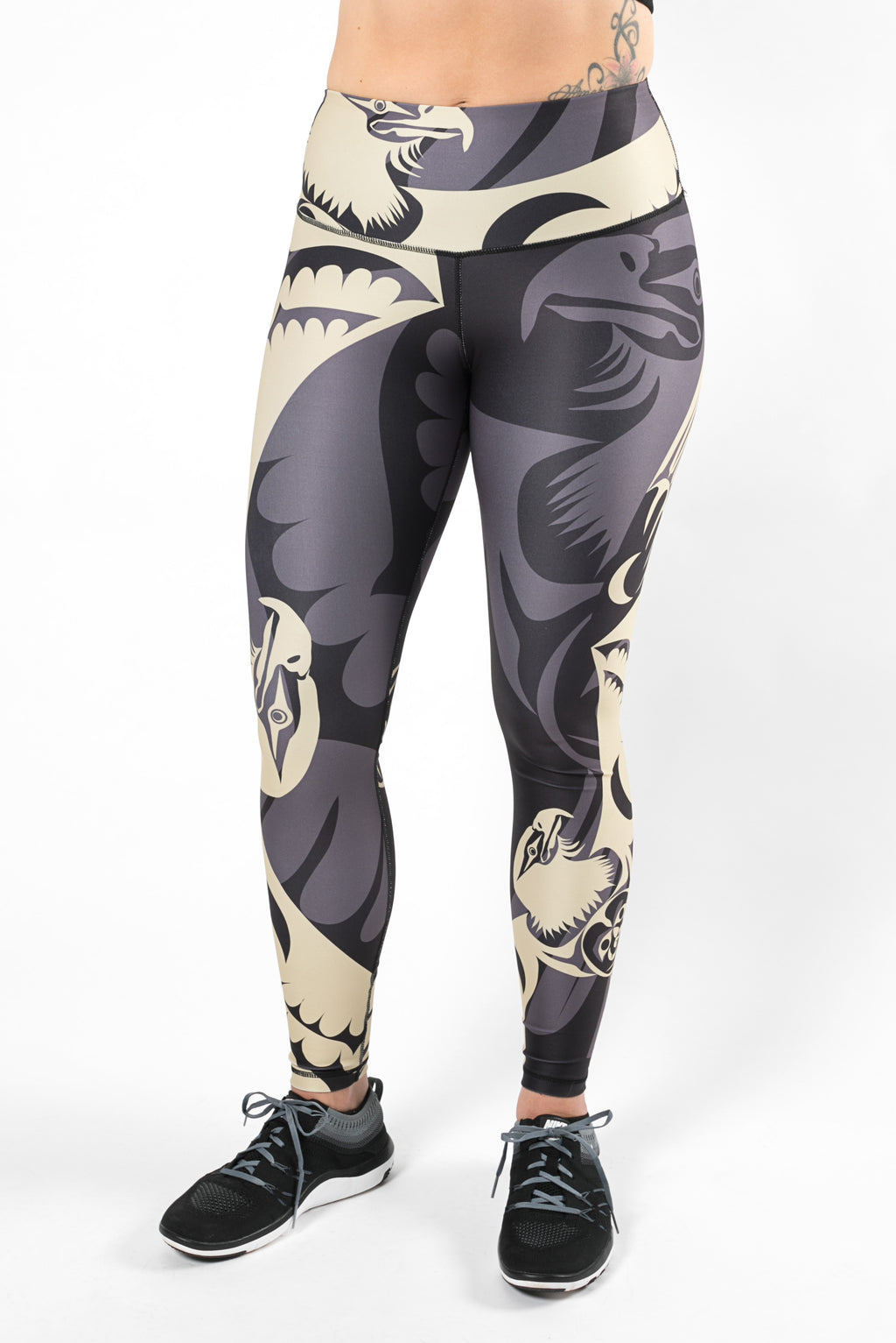 Nominou Sweat Society Eagle Gold Legging Canada USA