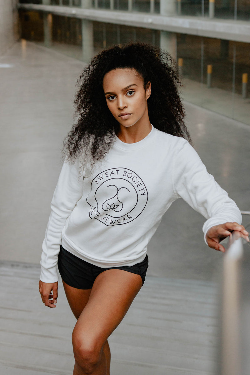 Sweat Society Ethical Activewear Alex Crew