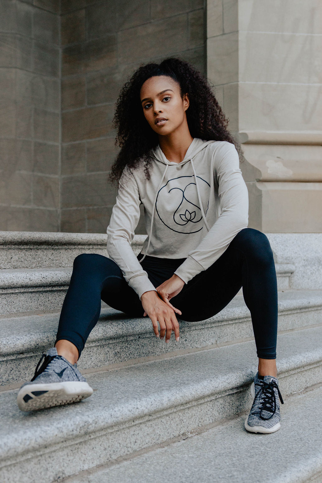 Sweat Society Ethical Activewear Ava Crop