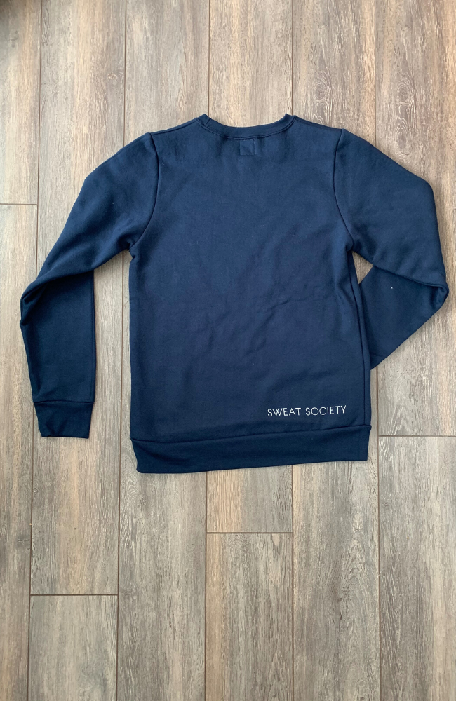Sweat Society Ethical Activewear - Crewneck Canada USA
