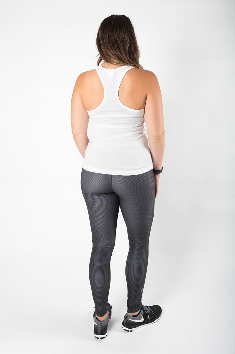 Sweat Society Alex racerback Ethical Activewear