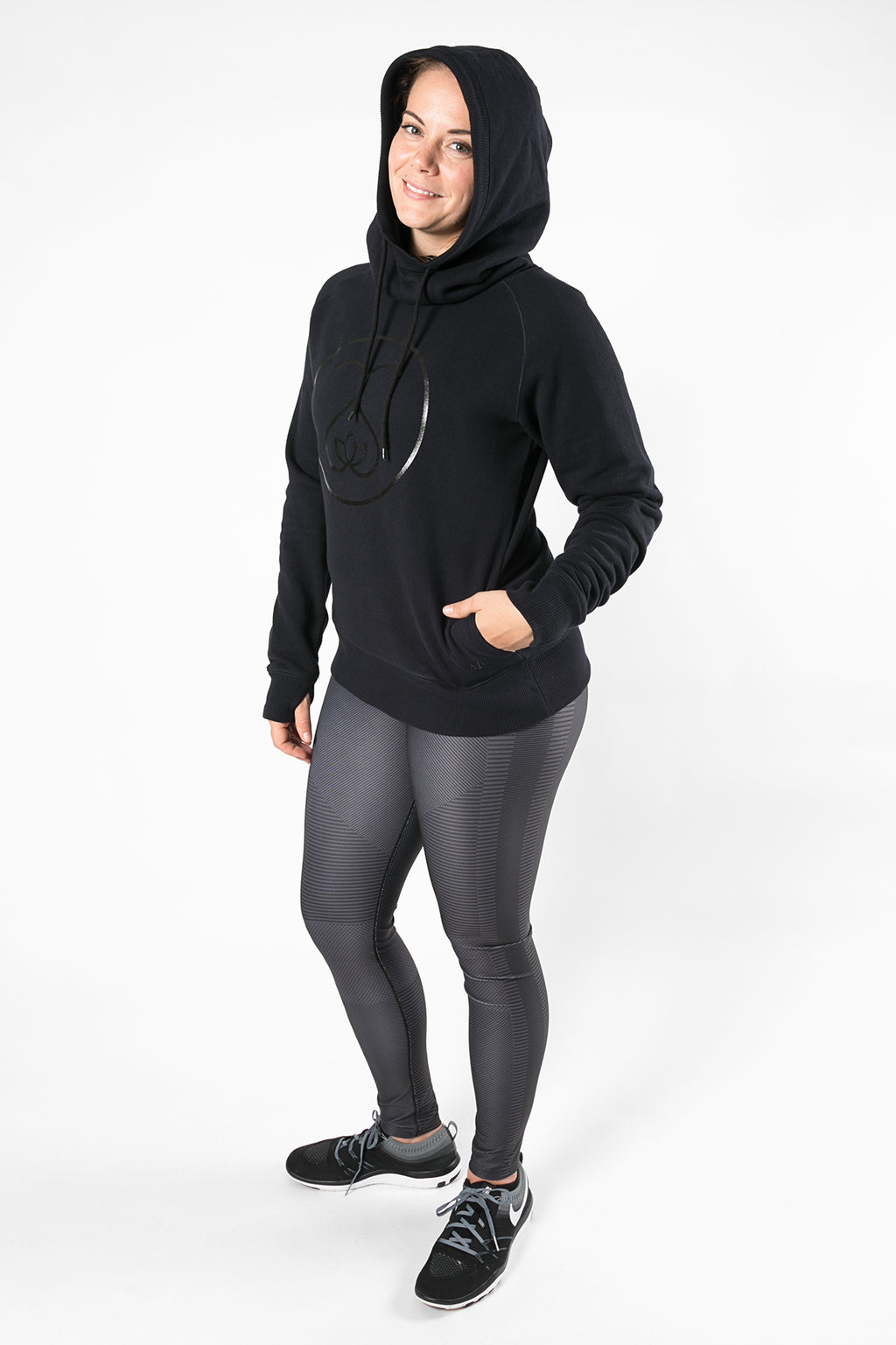 Sweat Society Bethany Hoodie Ethical Activewear