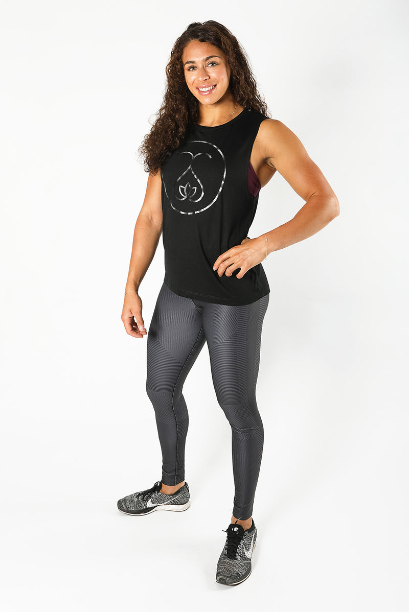 Sweat Society Bethany Muscle Tank Ethical Activewear