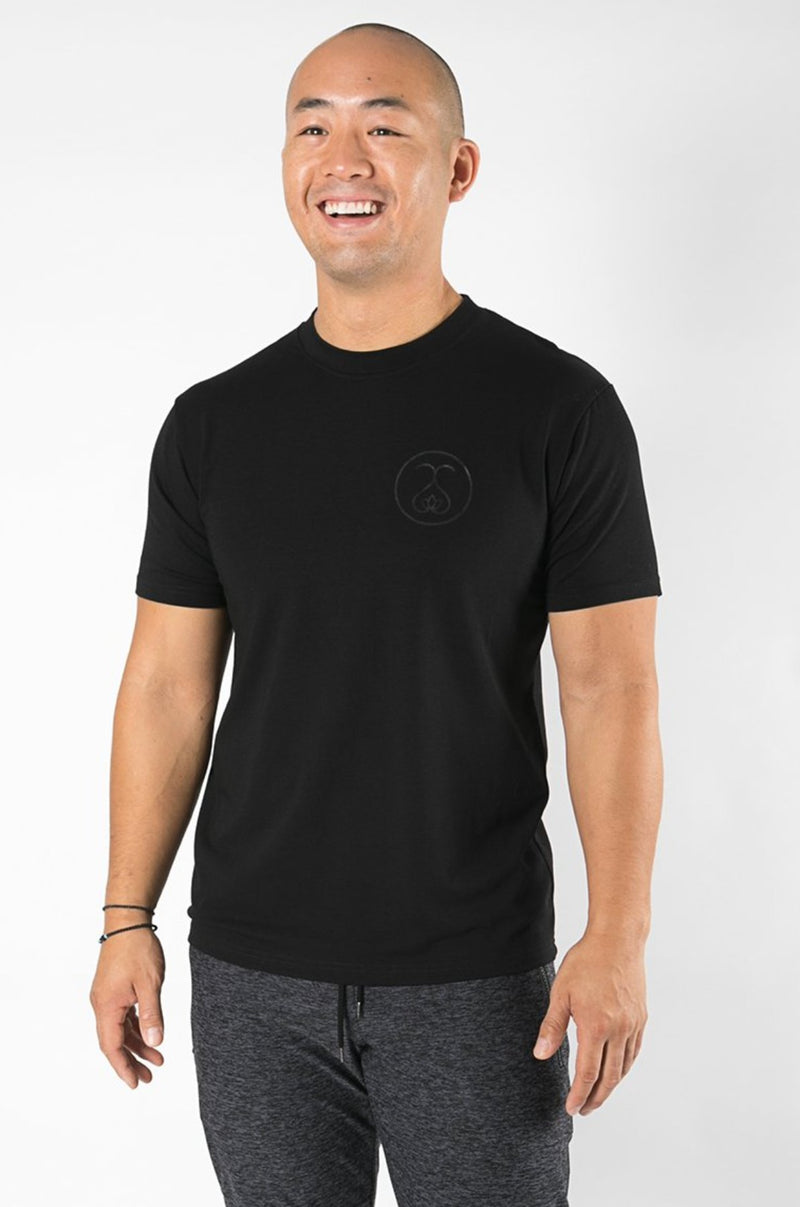 Sweat Society Blair Bamboo Men's Tee Ethical Activewear