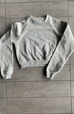 The Blake Cropped Crewneck