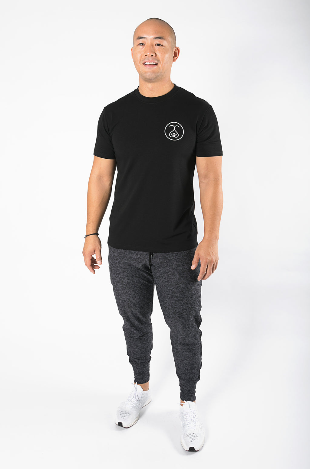 Sweat Society Cory Bamboo tee Ethical Activewear