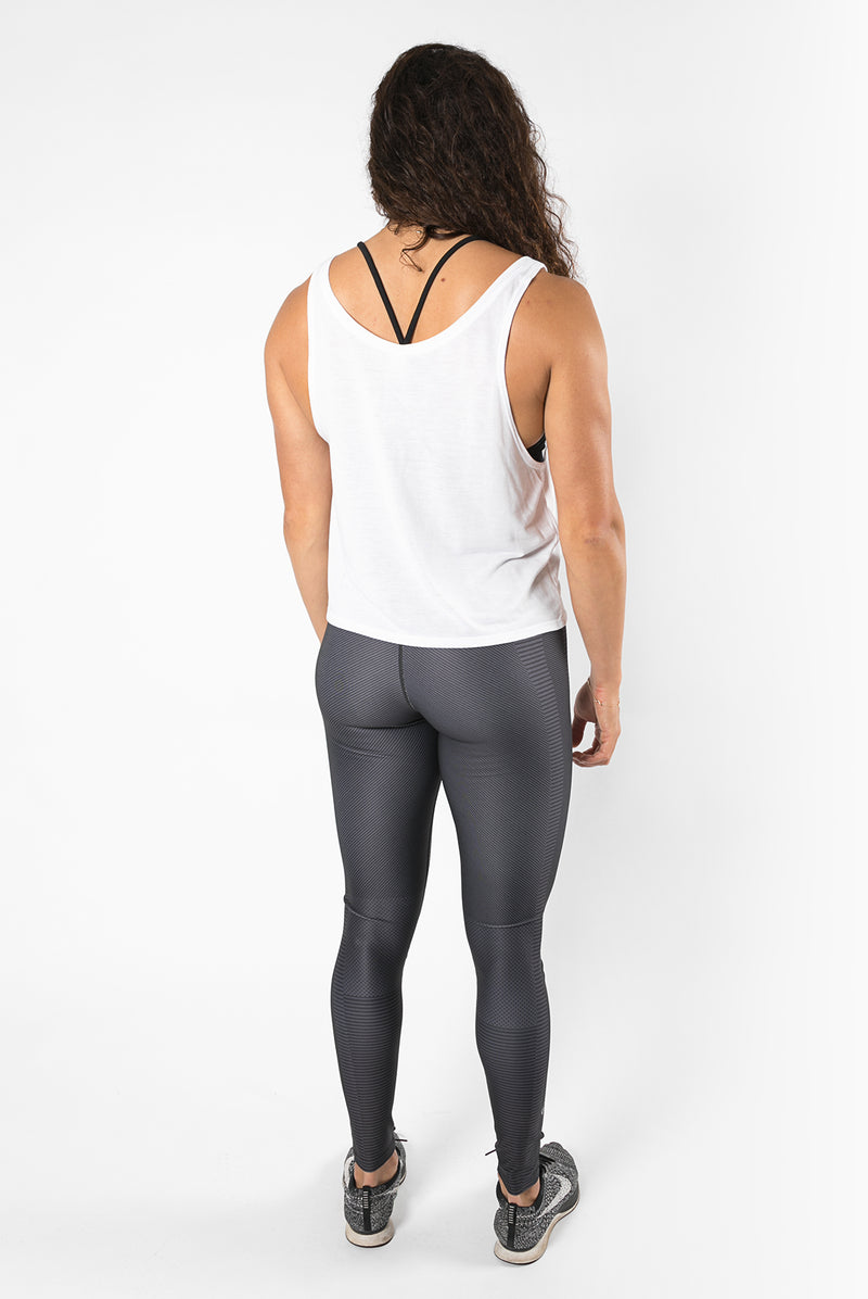Sweat Society Emily Crop Ethical Activewear