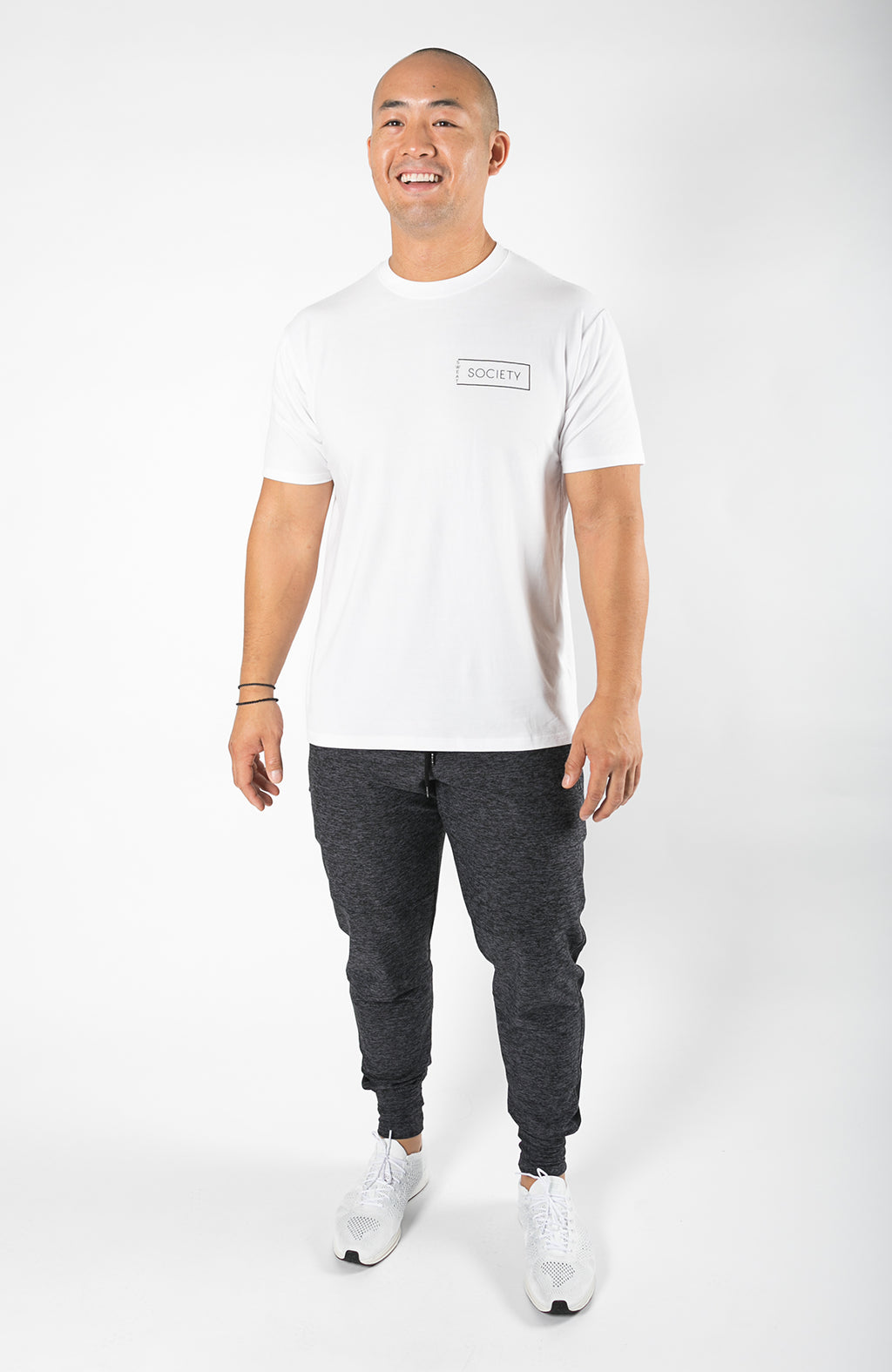 Sweat Society Hayden Bamboo Tee Ethical Activewear