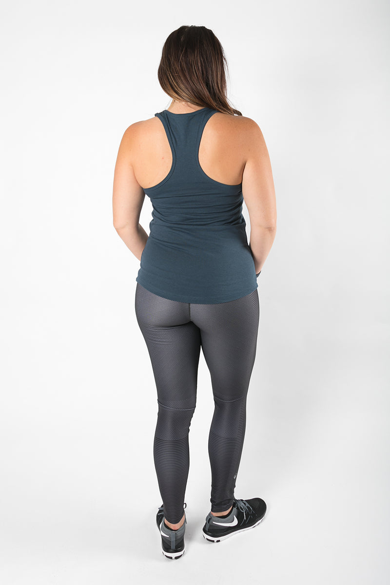 Sweat Society Jess Racerback Ethical Activewear