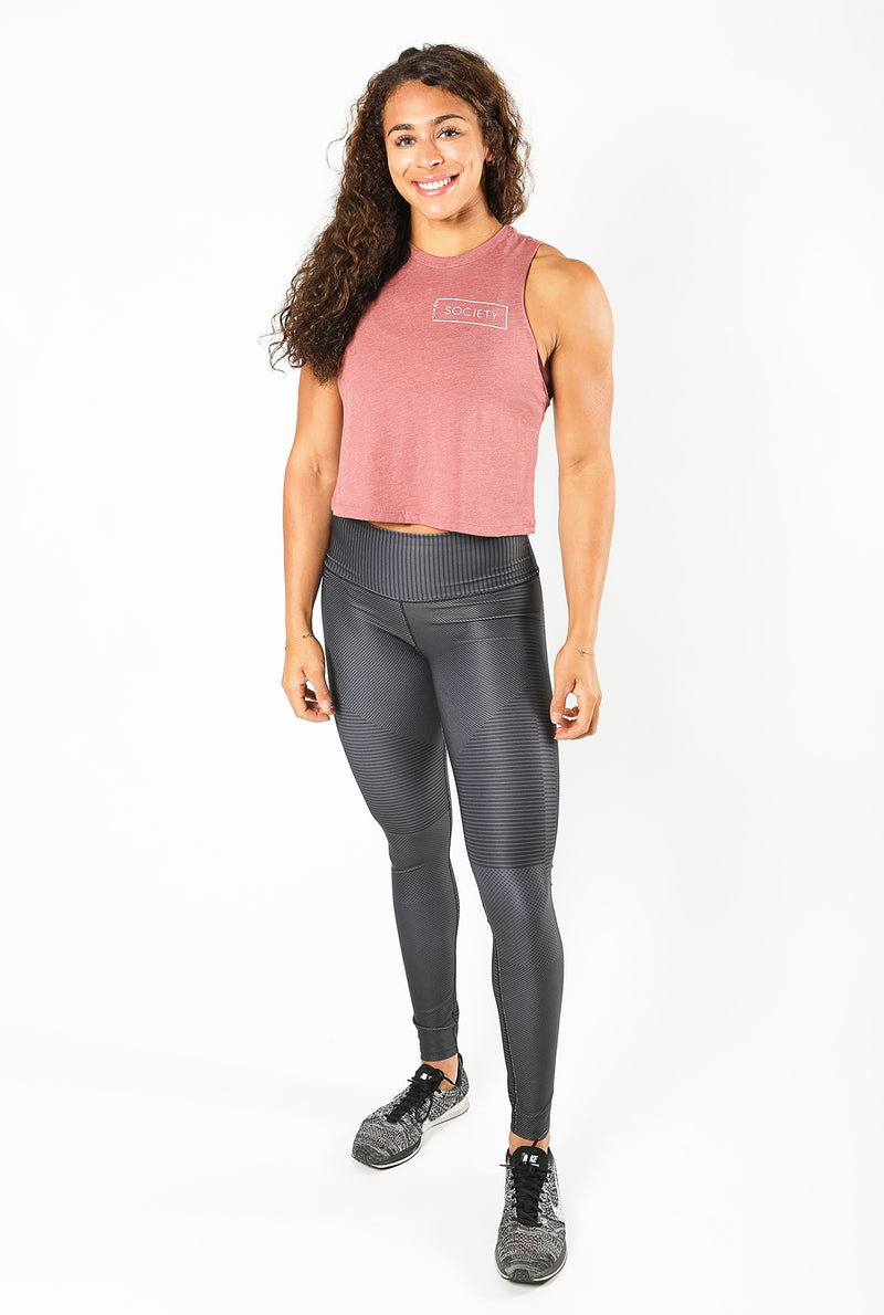 Sweat Society Nadia racerback ethical activewear canada usa