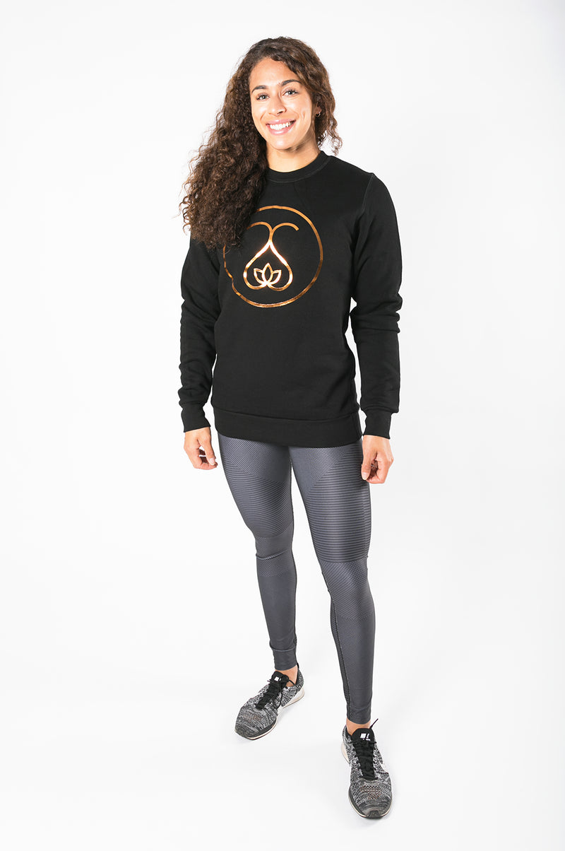 Sweat Society Sally Bamboo Crewneck Ethical Activewear