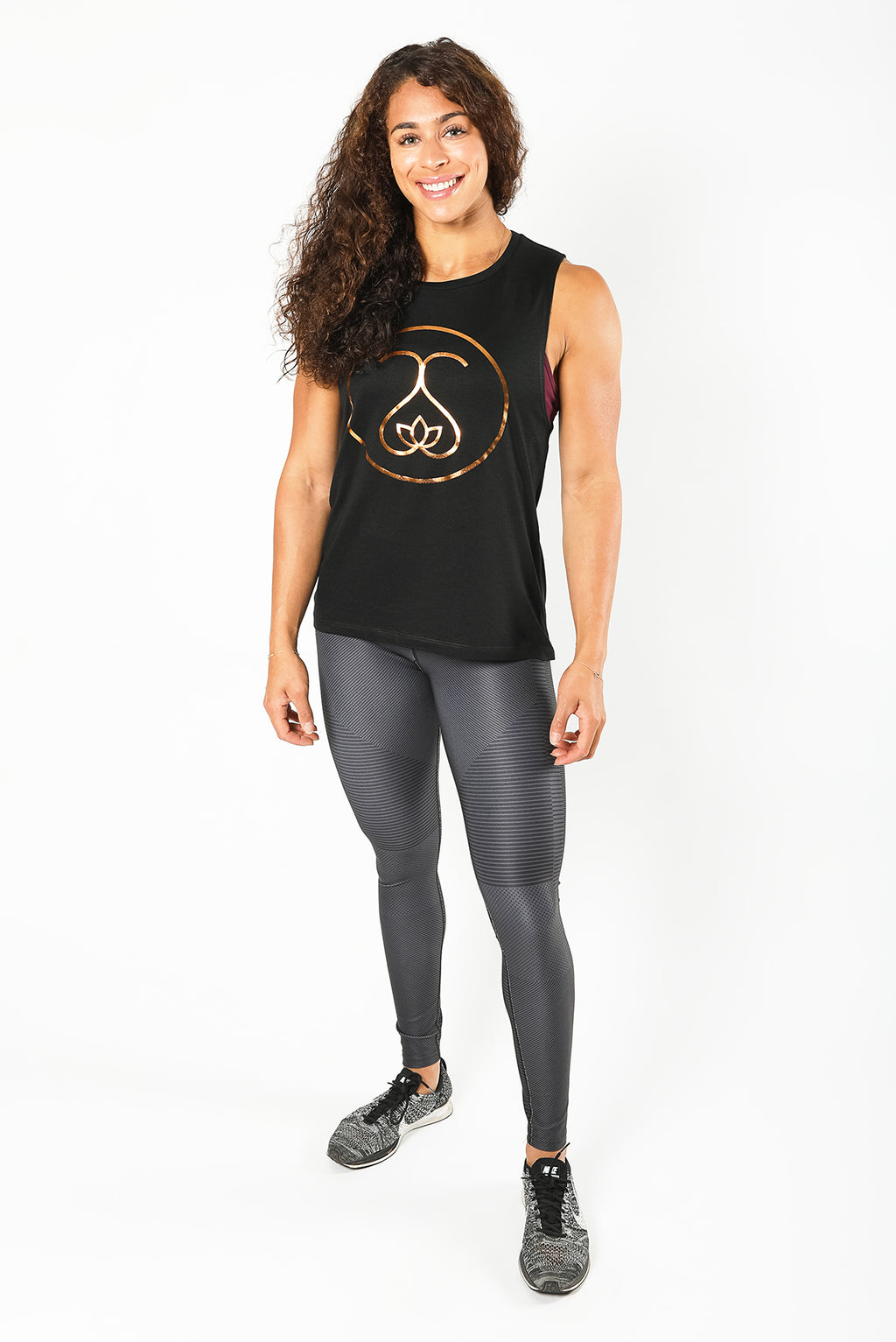 Sweat Society sally muscle tank ethical activewear canada usa