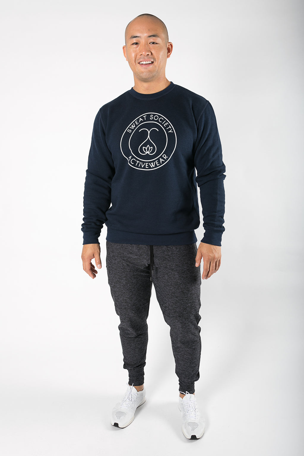 Sweat Society Jess Bamboo Crewneck Ethical Activewear