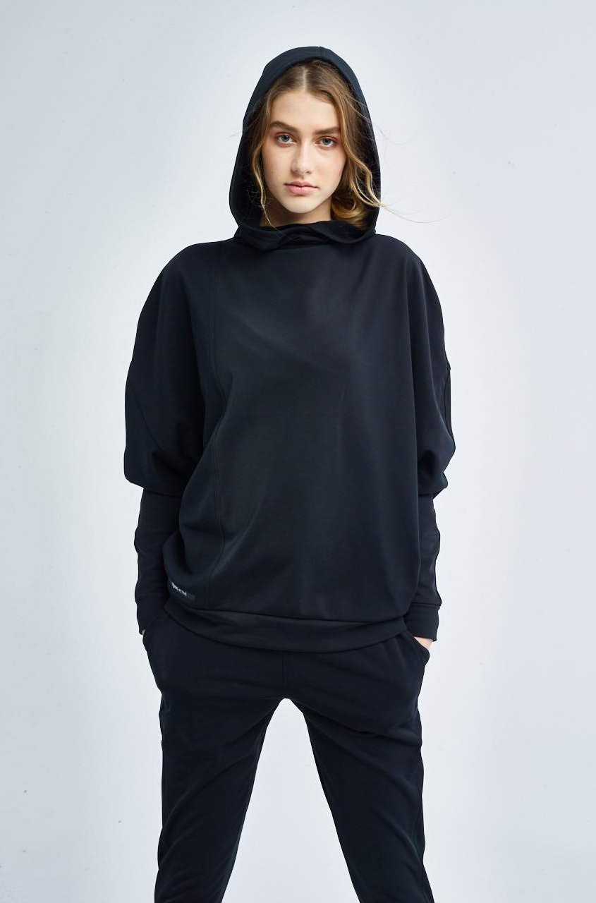 Tonic Activewear Sweat Society Raquel Pullover Canada USA