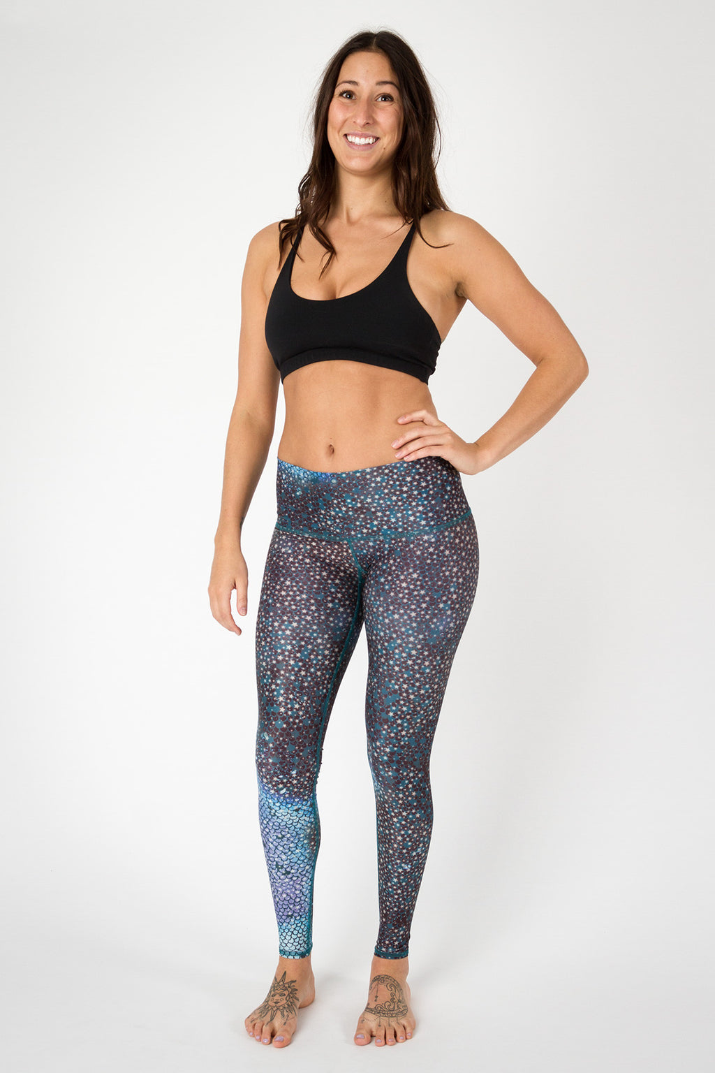 Teeki Mermaid Fairyqueen Hot Pant Sweat Society Canada USA