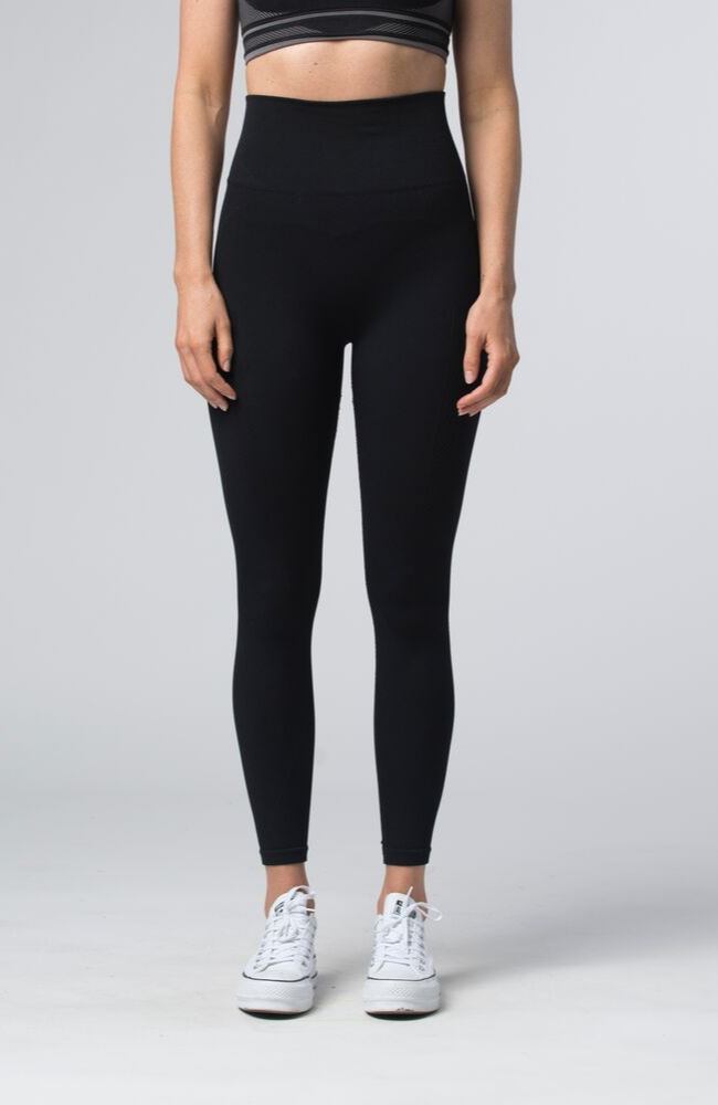 Dazeful Sunburst Black Legging