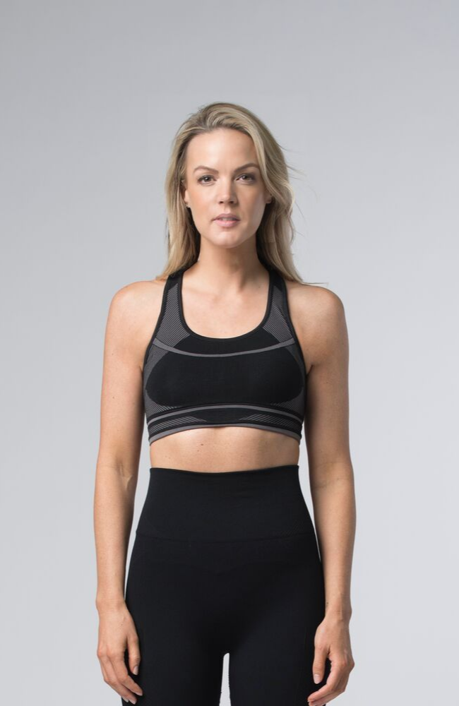 Tonic Active Sweat Society Myra Seamless Bra Canada USA