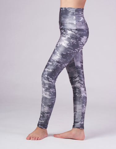 Graphite Warrior Legging - Youth Collection