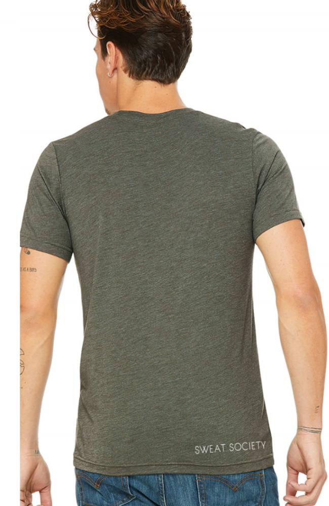 Sweat Society Ethical Activewear - LIFT collection - Men's Tee Canada USA