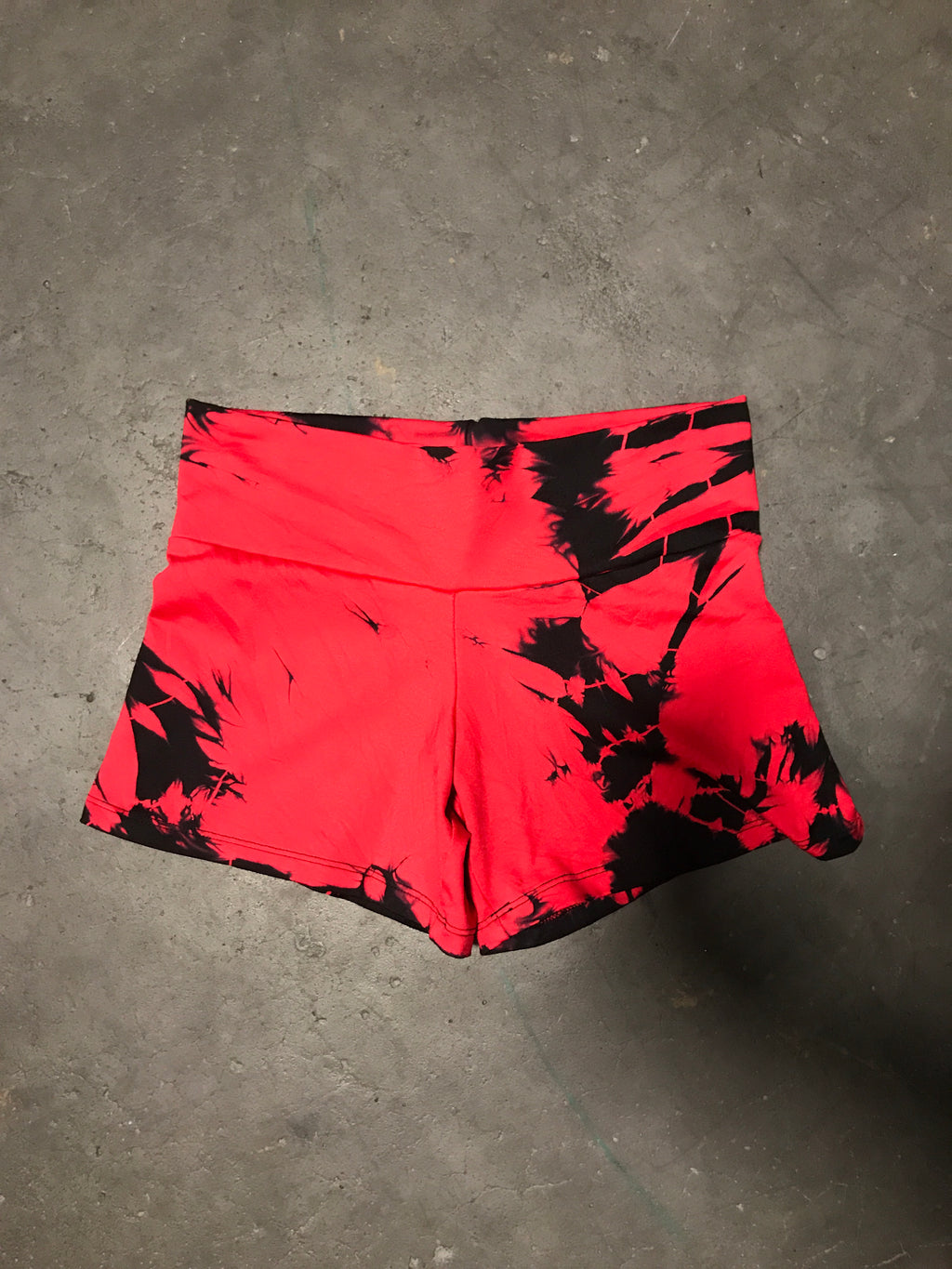 Liberty Short - Red