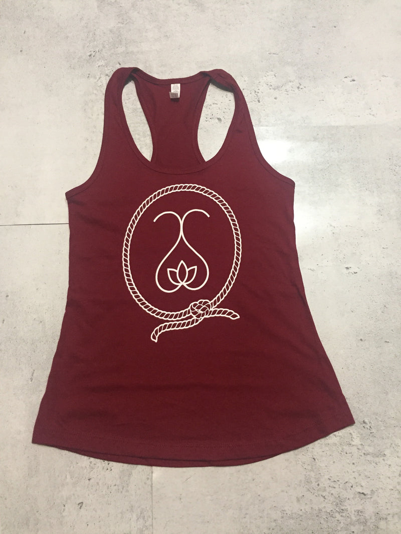 Lasso Tank - Limited Edition - Scarlet