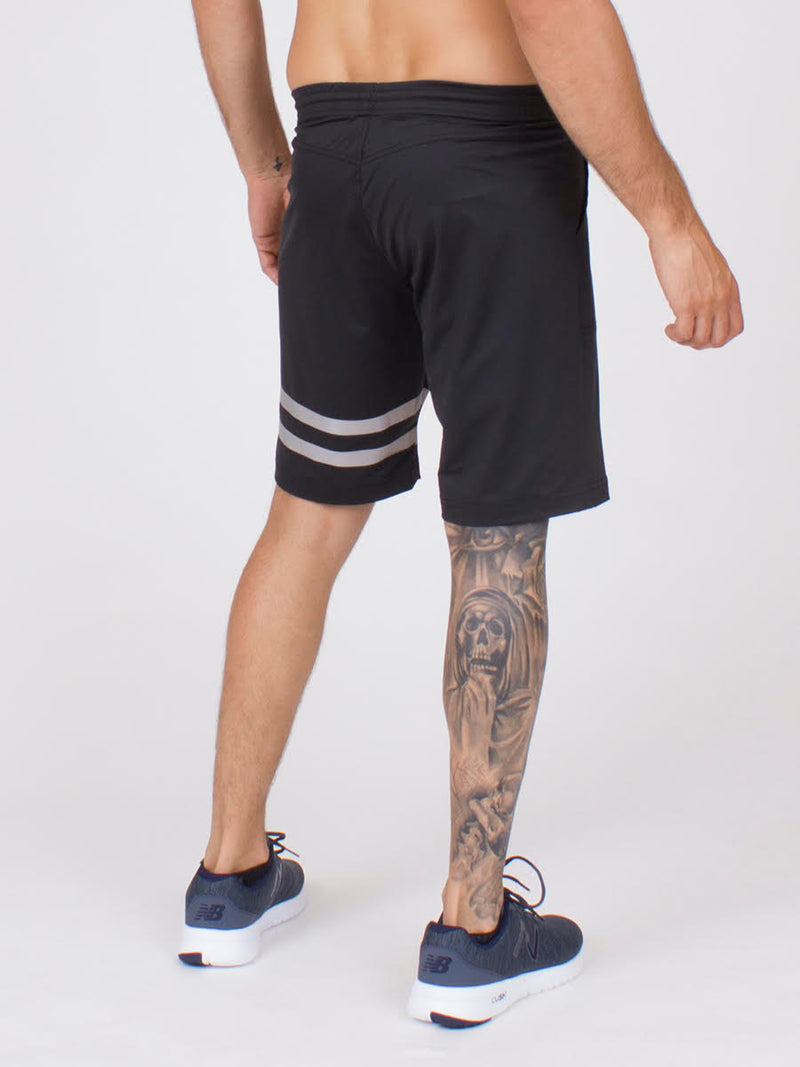 Viracity Short - Ash; Black